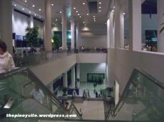 naia 3 - escalator