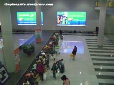 naia 3 - baggage retrieval