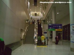 naia 3 - 1st flr escalator