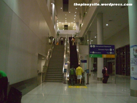 naia 3 - 1st flr escalator