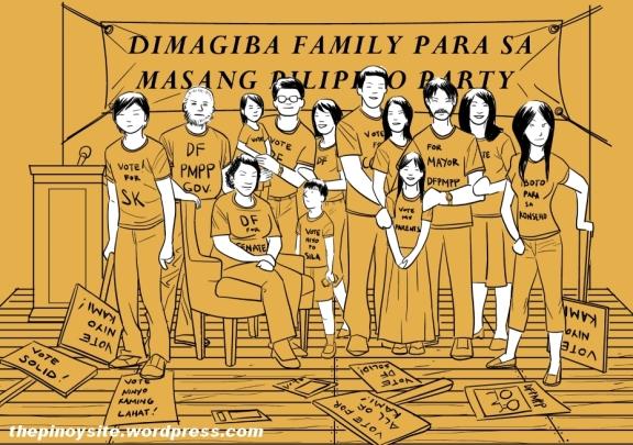 political families ng pilipinas