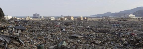 tsunami rampage