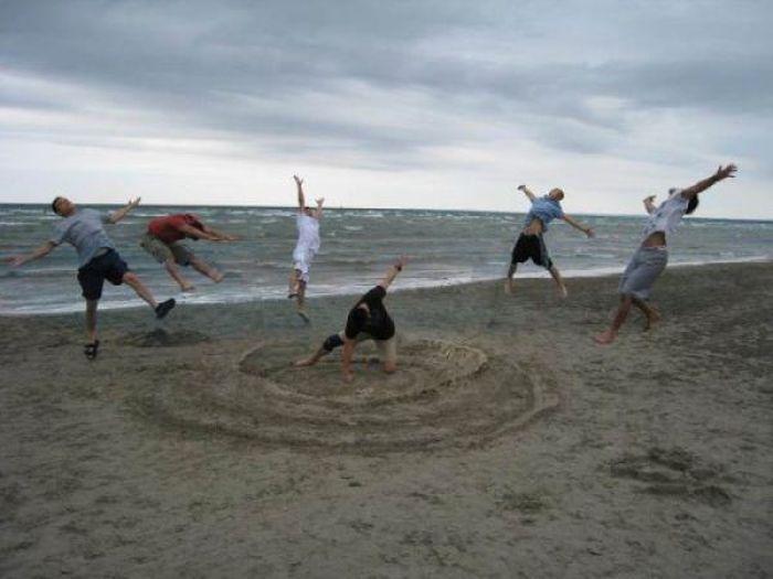 sand hadouken