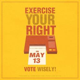 exercise your right