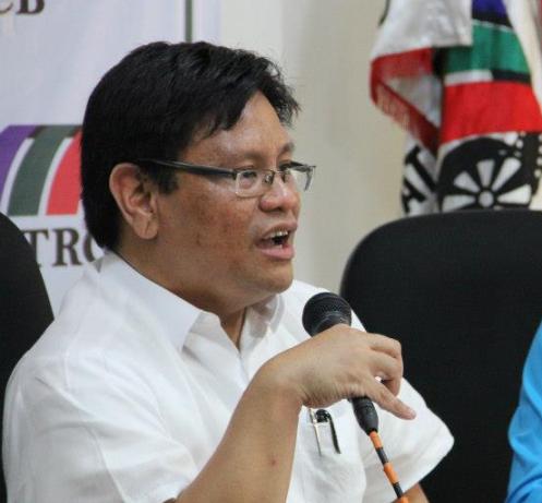 MTRCB Chairman Eugenio Toto Villareal
