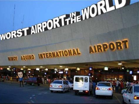 naia worst airport