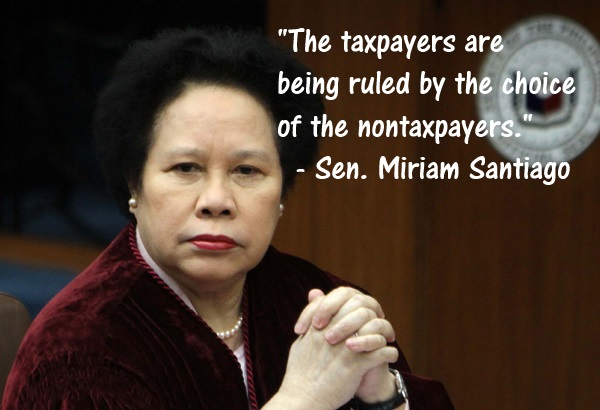 miriam on nontaxpayer voters