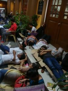 hau teacher's strike
