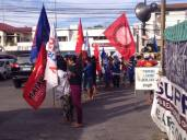 holy angel university teacher's strike 12