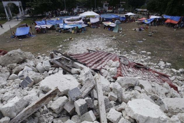 bohol earthquake