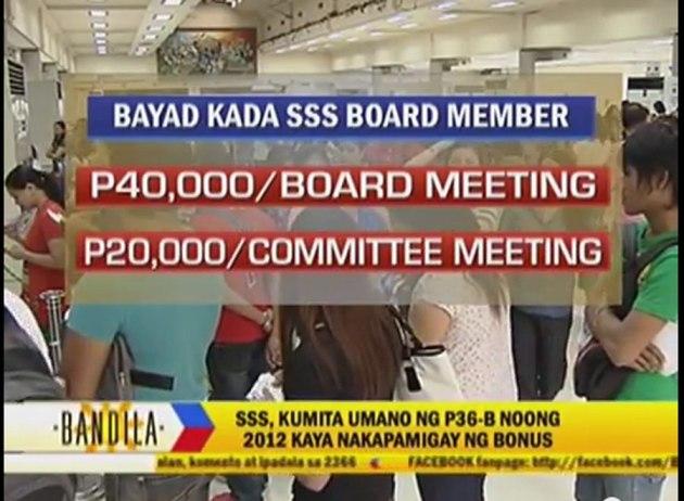 sss board meetings