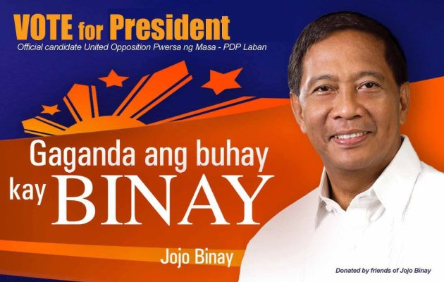 binay for president