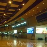 view sa loob ng naia terminal 1 departure area