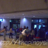 security scanning sa entrance ng naia 1