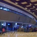 loob ng naia 1 pagkatapos ng security scanning ng mga bagahe