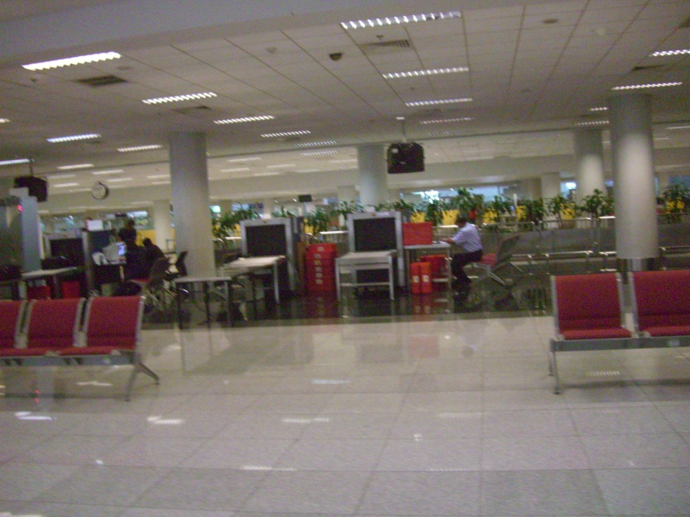 naia 3 2nd security scanning