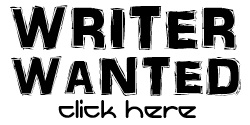 wanted writer ad