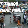 being pinoy