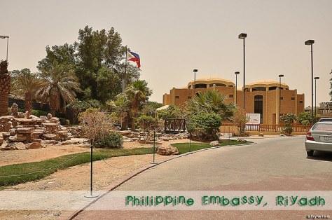 philippine embassy saudi arabia