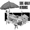 side-walk vendors