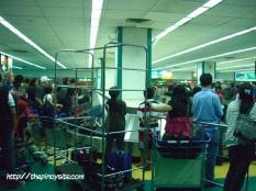 luggage retrieval naia terminal 1