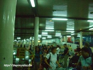 naia 1 arrival waiting area