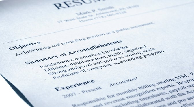 7 Resume DOs and DON'Ts for OFWs