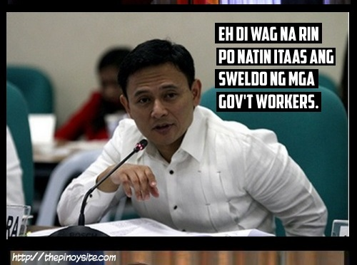 Tax Reform vs Government Wage Hike